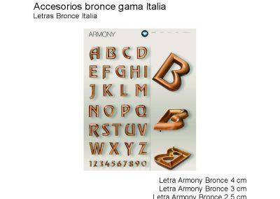 Acc_LetraArmonyBronce